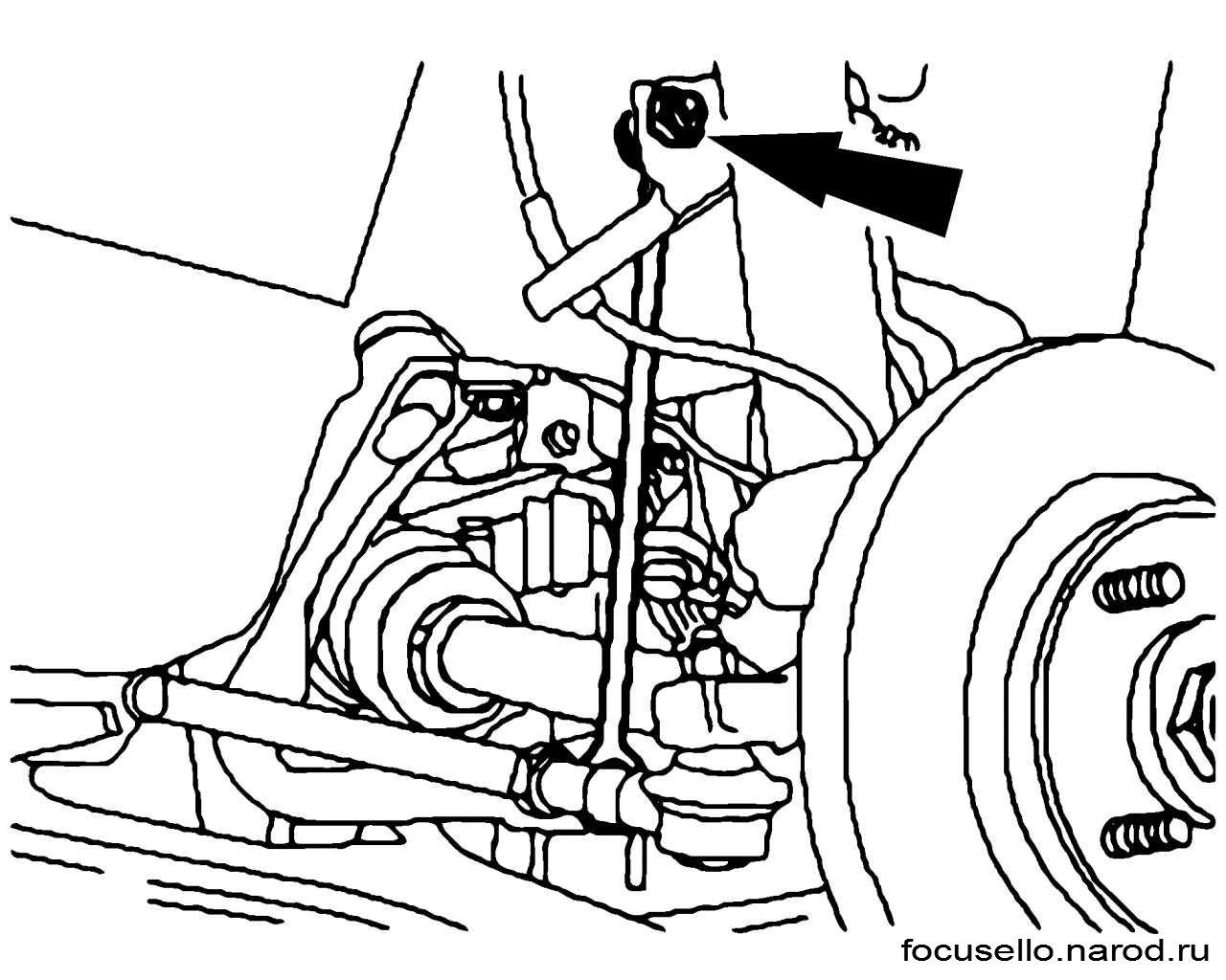 Стойки стабилизатора передние форд мондео 4 25 фотография