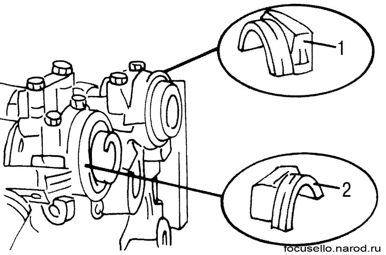 схема расположения датчиков на двигателе зетек се