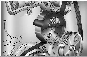Приспособление для установки ремня генератора