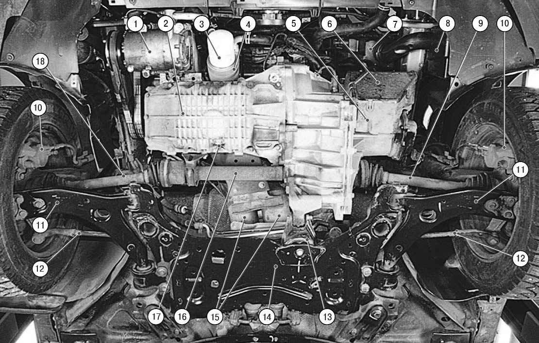 с двигателем 1,6 л Duratec